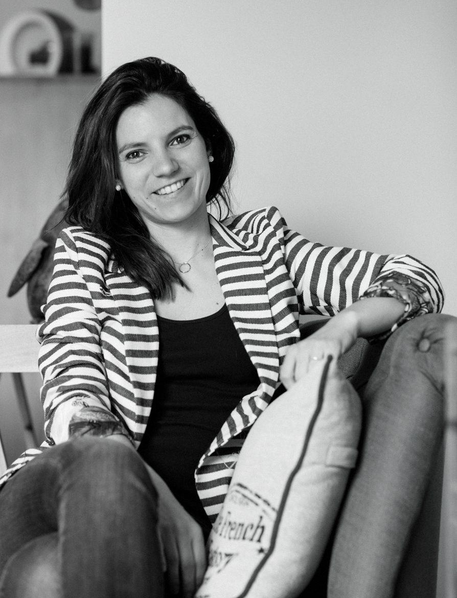 Anne-Laure Borreda, Architecte et architecte d'intérieur à Annecy