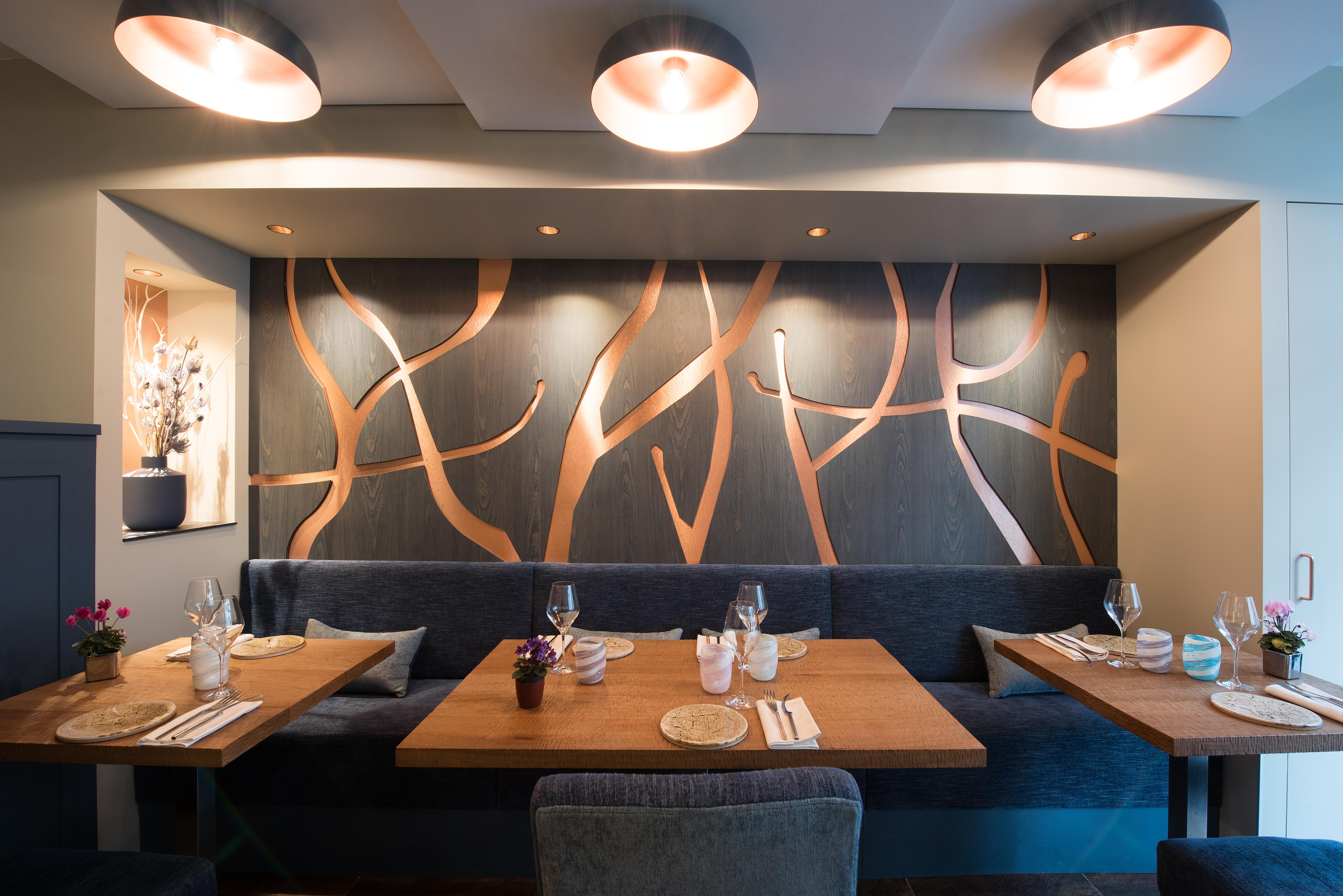 L'esquisse - Rénovation restaurant Annecy